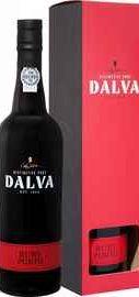 Портвейн «Dalva Ruby Porto» в подарочной упаковке