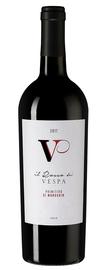 Вино красное полусухое «Il Rosso dei Vespa» 2017 г.