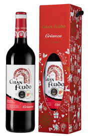 Вино красное сухое «Gran Feudo Crianza» 2013 г., в подарочной упаковке