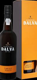 Портвейн «Dalva Tawny Porto C. Da Silva » в подарочной упаковке