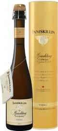 Вино игристое белое сладкое «Inniskillin Sparkling Icewine Vidal Niagara Peninsula » в тубе