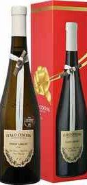 Вино белое сухое «Pinot Grigio Grave » 2016 г. в подарочной упаковке