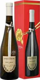 Вино белое сухое «Pinot Grigio Grave» 2016 г. в подарочной упаковке