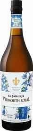Вермут белый сладкий «La Quintinye Vermouth Royal Blanc Maison Villevert»