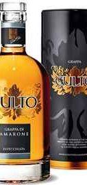 Граппа «Culto Grappa di Amarone» в подарочной упаковке