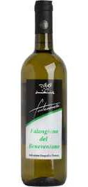 Вино белое сухое «Claudio Quart Cantina San Paolo Beneventano Falanghina»