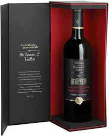 Вино красное сухое «Cuvee Privee du Chateau Malartic-Lagraviere Pessac-Leognan» 2010 г. в подарочной упаковке