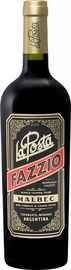 Вино красное сухое «La Posta Domingo Fazzio Mendoza» 2017 г.
