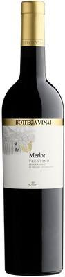 Вино красное сухое «Cavit Bottega Vinai Merlot» 2016 г.