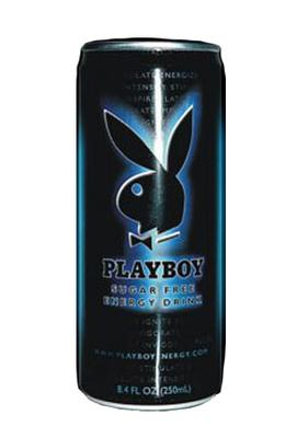 Энергетический напиток «Playboy Sugarfree»