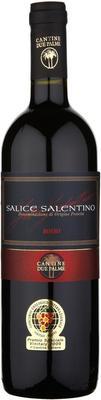 Вино красное полусухое «Due Palme Salice Salentino» 2017 г.