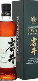 Виски японский «Iwai Tradition Hombo Shuzo» в подарочной упаковке