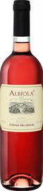 Вино розовое сухое «Albiola Lazio Casale Del Giglio» 2017 г.