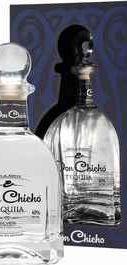 Текила «Don Chicho Silver Destiladora Del Valle De Tequila» в подарочной упаковке