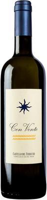 Вино белое сухое «Castello del Terriccio Con Vento» 2017 г.
