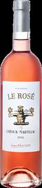 Вино розовое сухое «Le Rose By Latour Martillac Bordeaux» 2016 г.