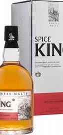 Виски шотландский «Spice King Wemyss Malts» в подарочной упаковке