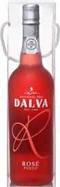 Портвейн «Dalva Porto Rose C. Da Silva» в подарочной упаковке
