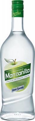 Ликер «Manzanita Mari Brizard»