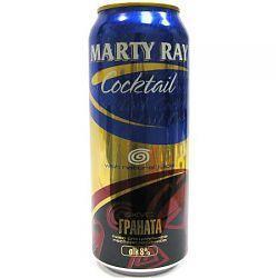Коктейль «Marty Ray Pomegrenade»