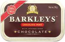 Драже «Barkleys Chocolate Mint шоколад мята» 50 гр.