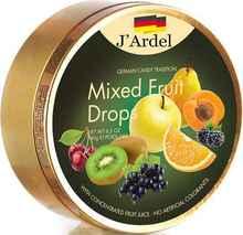 Леденцы «J'Ardel, со вкусом фруктов» 180 гр.