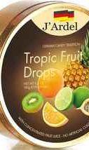 Леденцы «J'Ardel, со вкусом тропических фруктов» 180 гр.