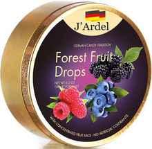 Леденцы «J'Ardel, со вкусом лесных ягод» 180 гр.