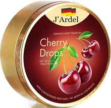 Леденцы «J'Ardel, со вкусом вишни» 180 гр.