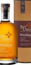 Виски «Barr An Uisce Wicklow Rare Small Batch Blended Irish Whiskey 4 years» в подарочной упаковке