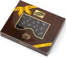 Драже «Bind с миндалем покрытое темным шоколадом» 100 гр.