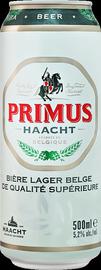 Пиво «Primus Premium Pils Brasserie Haacht»