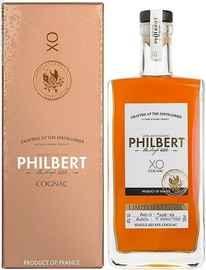 Коньяк французский «Cognac Philbert Single Estate XO» в подарочной упаковке