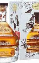 Текила «El Destilador Reposado Premium Artesanal Destileria Santa Lucia» в подарочной упаковке