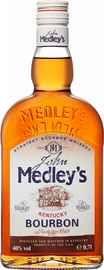 Виски американский «Medley's Kentucky Straight Bourbon»