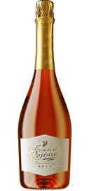 Вино игристое розовое брют «Finca el Rejoneo Rose Brut»