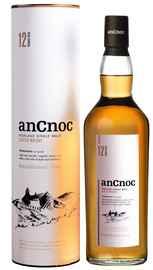Виски шотландский «An Cnoc 12 Years Old» в тубе