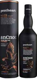 Виски шотландский  «An Cnoc Peatheart» в тубе