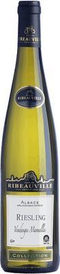 Вино белое сухое «Cave de Ribeauville Riesling» 2018 г.