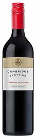 Вино красное сухое «Cambridge Crossing Cabernet Sauvignon» 2018 г.
