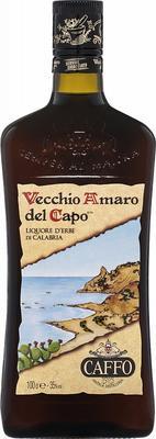 Ликер «Vecchio Amaro Del Capo Distilleria Caffo, 1 л»