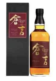 Виски японский «Kurayoshi 12 Yo Pure Malt» в подарочной упаковке