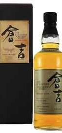 Виски японский «Kurayoshi Pure Malt Sherry Cack» в подарочной упаковке