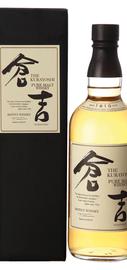 Виски японский «Kurayoshi Pure Malt» в подарочной упаковке