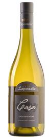 Вино белое сухое «Casa Lapostolle Alicura Chardonnay» 2017 г.