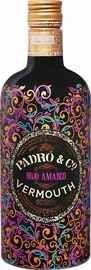 Вермут «Padro & Co Rojo Amargo Padro I Familia» в подарочной упаковке
