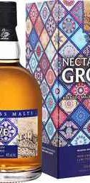 Виски шотландский  «Nectar Grove blended malt scotch whisky 3 Y.O. Wemyss Vintage Malts» в подарочной упаковке