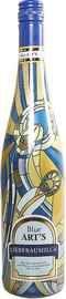 Вино белое полусладкое «Blue Art's Liebfraumilch»