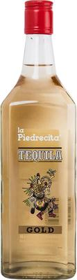 Текила «La Piedrecita Gold»