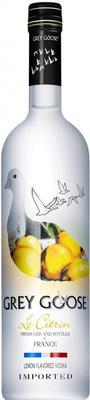 Водка «Grey Goose Le Citrone»